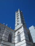 Duomo against a very blue sky