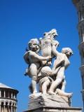 Piazza dei Miracoli Cherubs
