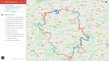 Brabants Vennenpad Google Maps/Earth