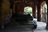 The Tombs of Lord Leverhulme and his wife,