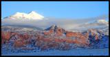 Wintry Peaks