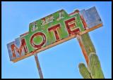 Desert Rest Stop