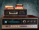 The Time Machine (Panasonic RS-845US Quadraphonic 8 Track Player)