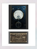 Navy Weston Electric Model 695  Power Level/ Voltmeter