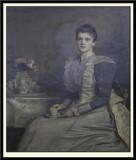 Mary Endicott, Mrs Joseph Chamberlain, 1891