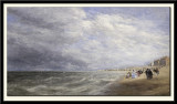 Rhyl Sands, 1854-55