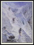 Alpine Climbers, 1869