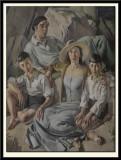 The Family at Polperro, 1934-36