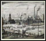 An Industrial Town, 1944