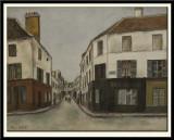 Rue a Pontoise, 1905
