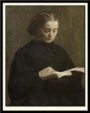Mademoiselle Marie Fantin-Latour, 1859