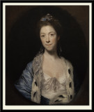 Mrs Luther (Levina Bennet), 1763-66