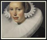 Portrait of a Woman, 1630 (detail)