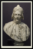 Bust of Francesco Molin, Doge of Venice, around 1655
