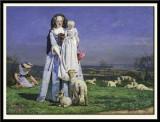 The Pretty Baa-Lambs, 1851-1859