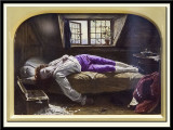 The Death of Chatterton, 1855-56