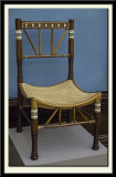 Pair of chairs, 1859