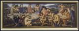 The Feast of Peleus, 1872-81