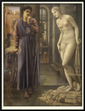 Pygmalion and the Image: The Hand Refrains, 1878