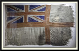 White Ensign from HMS E11, 1915