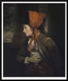 Mrs Jordan (1761-1816) as Viola in Twelfth Night, 1785-92