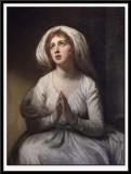 Lady Hamilton At Prayer, 1782-86