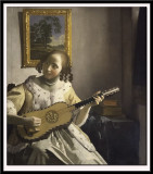 The Guitar Player, 1672