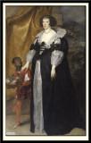 Princess Henrietta of Lorraine, 1634
