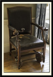 Mechanical Invalid or Gouty Chair, 1800-1850