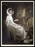 Emma Hart as The Spinstress 1784-85