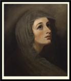 Possibly Lady Hamilton as a Vestal Virgin, c1800