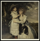 Miss Cocks and her Niece, 1789-90