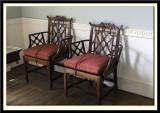 Two of Four Armchairs, 1778