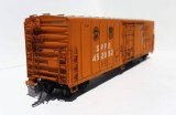 Refrigerated and Insulated Boxcar Models