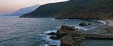Monasteries of Athos ( Panoramic photos)