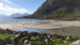 Rørvikstranda beach