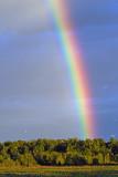 Rainbow over Pintail Lake