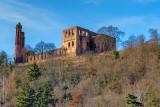 Limburg Abbey Ruin