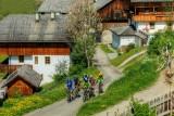 MTB in the Dolomites