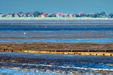 Low Tide View of  Baltrum Island