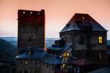 Schönburg Castle and Oberwesel
