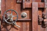 Old safe at Oatman, Az 002_AR700073