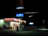 Garage at night Winslow 070_PC280004
