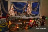 Joyeux Noël et Bonne Année 2020 &  Mon Village de  Noël