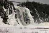 Parc de la Chute-Montmorency /  Montmorency Falls ( 272 feet )