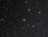 Centaurus Chain of Galaxies