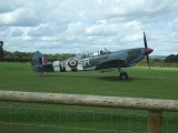 A pleasant afternoon at Headcorn watching the flying