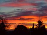 Wild sunrise...