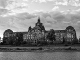 Dresden in Monochrome