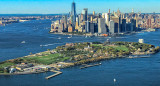 Governors Island and Fort Jay - New York City